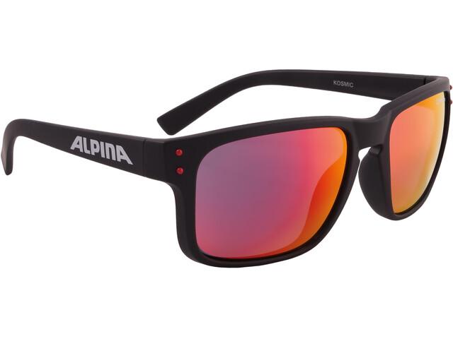 Alpina Kosmic Promo Glasses black matt